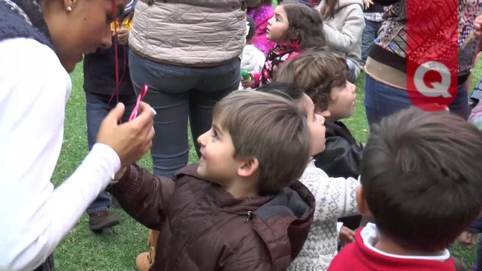 Estudio Q – Posada del kinder «La Casita», 16 de diciembre de 2014