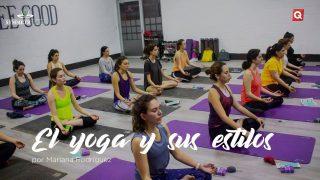 El Yoga y sus estilos