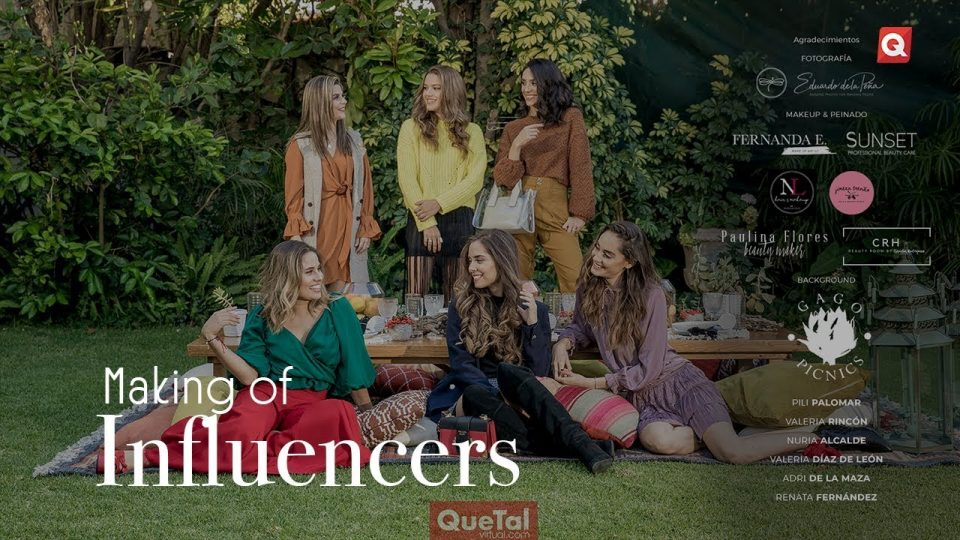 Making of Influencers