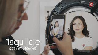 Maquillaje por Fer Esquivel para Ana Martha Ocaña