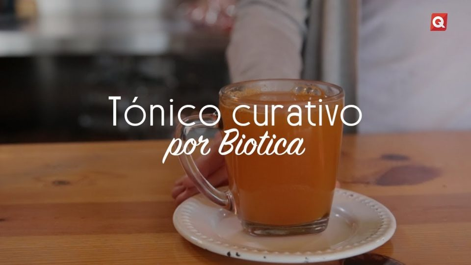 Tónico curativo por Biotica