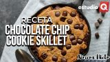 GALLETA DE CHOCOLATE SALUDABLE AL SARTEN con XIME NIETO