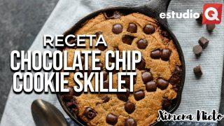 GALLETA DE CHOCOLATE SALUDABLE AL SARTEN con XIME NIETO