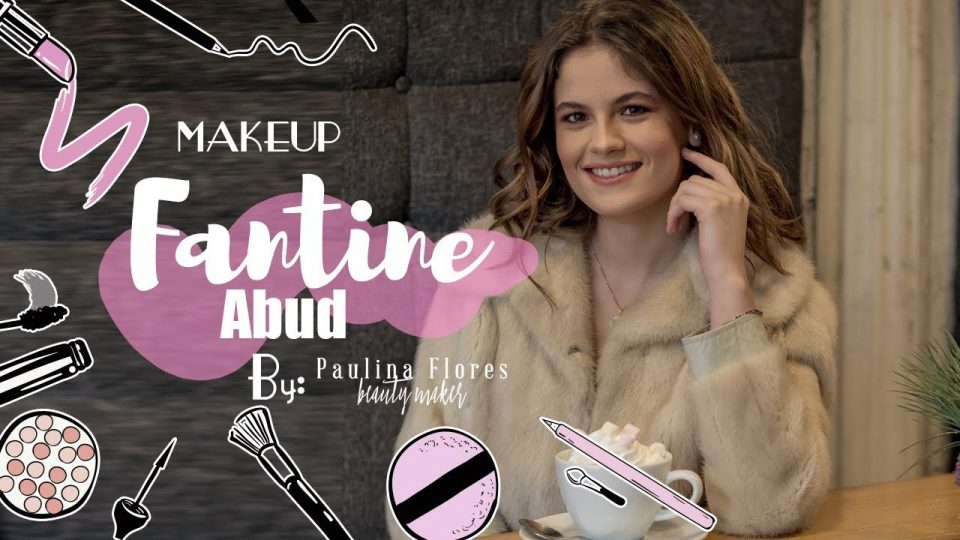 MAKEUP FATINE ABUD by PAULINA FLORES