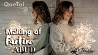 MAKING OF FATINE ABUD