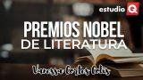 RECOMENDACIÓN LITERARIA: Autores que han ganado el premio Nobel con VANESSA CORTÉS COLIS