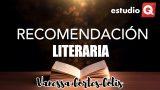 RECOMENDACIÓN LITERARIA PARA ESTE 2021 con VANESSA CORTÉS COLIS
