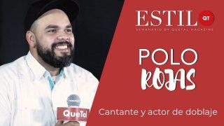 ESTILO QT presenta: POLO ROJAS