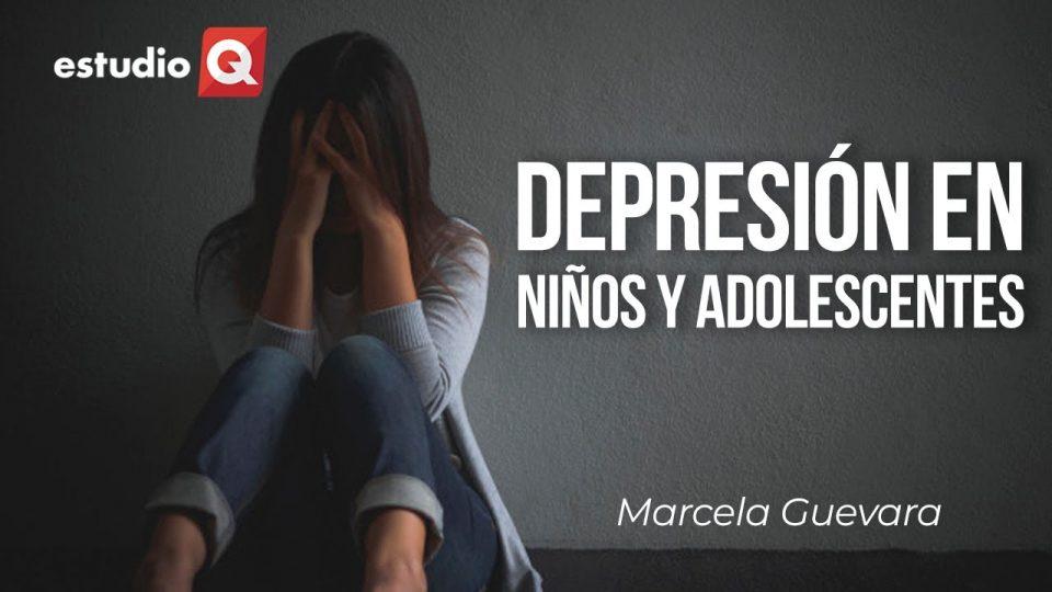 LA DEPRESIÓN EN NIÑOS Y ADOLESCENTES
