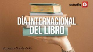 DÍA INTERNACIONAL DEL LIBRO con VANESSA CORTÉS COLIS