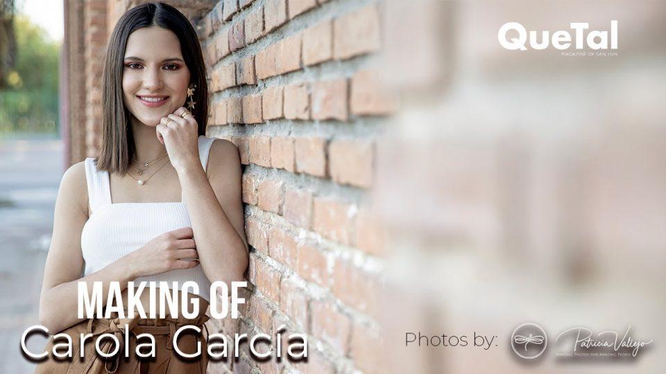 MAKING OF DE CAROLA GARCÍA