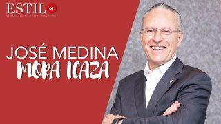 ESTILO QT presenta: JOSÉ MEDINA MORA ICAZA