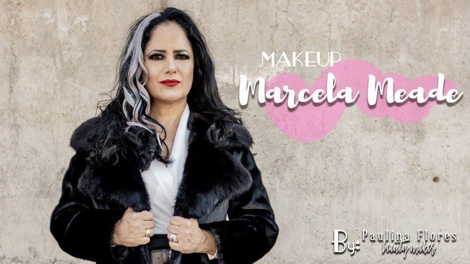 MAKEUP de MARCELA MEADE por PAULINA FLORES