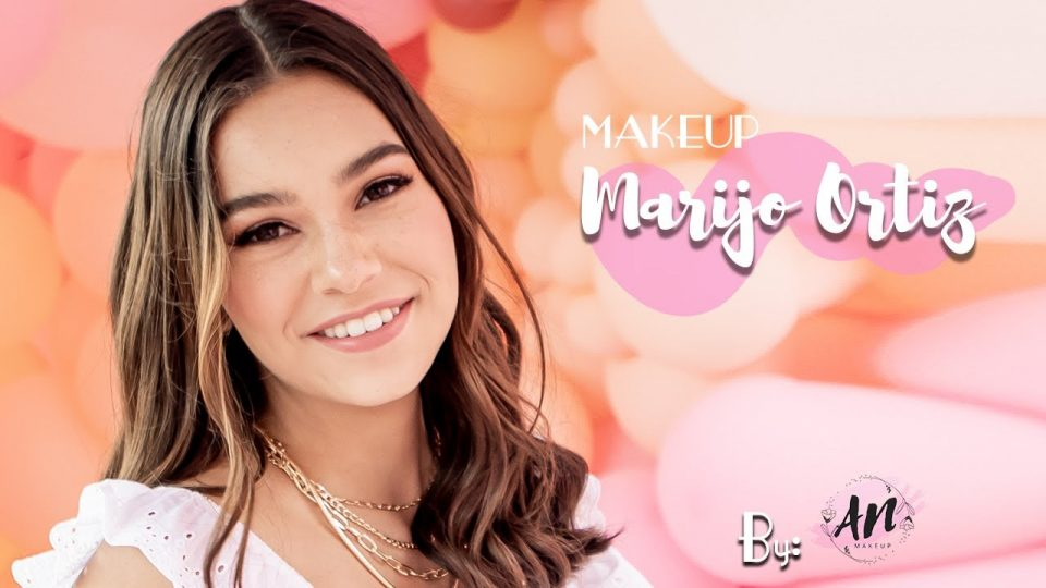 MAKEUP DE MARIJO ORTIZ POR ADRIANA NARVAEZ