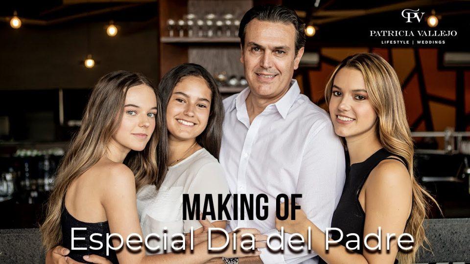 MAKING OF CON GUICHO FERNÁNDEZ (ESPECIAL DÍA DEL PADRE)