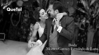 BODA MÓNICA GARZA Y FERNANDO DE LUNA