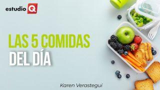 MITOS DE LAS 5 COMIDAS con KAREN VERASTEGUI
