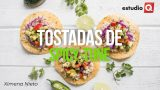 RECETA DE RICAS TOSTADAS SPICY TUNA con XIME NIETO