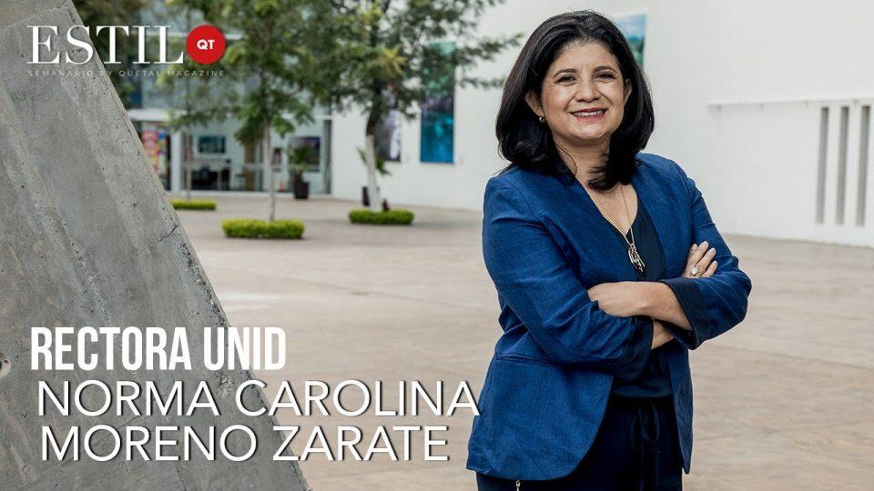 ESTILO QT presenta: NORMA CAROLINA MORENO ZARATE – RECOTRA UNID