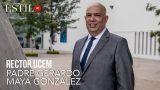ESTILO QT presenta: PADRE GERARDO MAYA GONZÁLEZ – RECTOR UCEM
