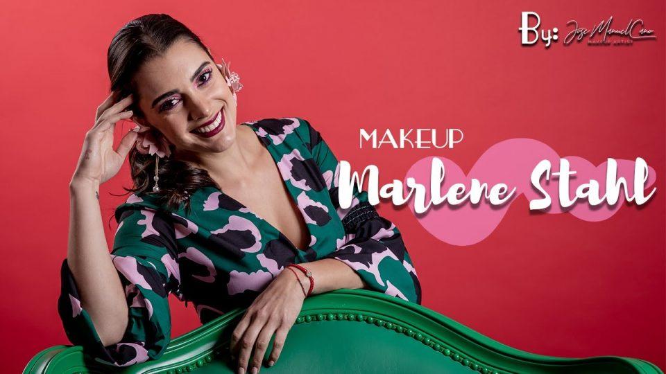 MAKEUP DE MARLENE STAHL