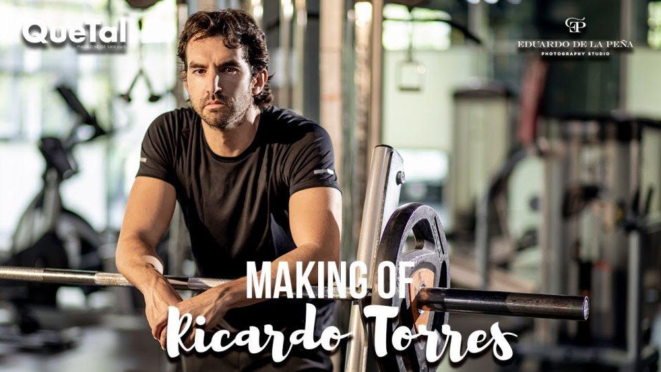 MAKING OF DE RICARDO TORRES