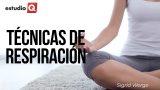TÉCNICAS DE RESPIRACIÓN con SIGRID WERGE