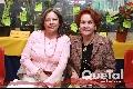 Silvia Esparza y Licha Carreras.