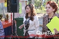 Maricela Castañón y Licha Carreras.