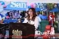 Maricela Castañón de García felicitó a las organizadoras por su gran labor.