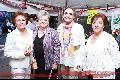 Cristina de Peña, Martha de Malo, Toyita Villalobos y Elvia de Madrigal.