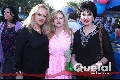 Lucy Artolózaga, Silvia Foyo y Lucy Stahl.
