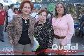 Licha de Carreras, Queta Contreras y Silvia Esparza.