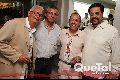 Oscar Rodríguez, Oscar Esquivel, Juan Carlos Zapata y Jaime Cantú.