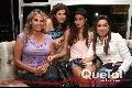 Susana, Lourdes, Daniela y Laura.