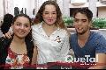 Brenda Puga, Nabil Sáenz y Pedro Pablo.