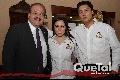 Mario García Valdés, Hanna Jaff y Alejandro Díaz.