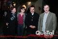 Judith Velázquez, Cristina Castillo, Víctor González y Juan Carlos Zúñiga.