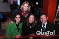 Lucía Castañeda, Ana Madrigal, Alejandra Ruiz de Loredo y Tito Loredo.
