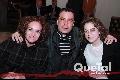 Julieta Morales, David Lozano y María José Foyo.