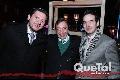 Xavier Azuara, Ángel Candia y Alejandro Domínguez.