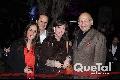 Claudia Antúnez, Raúl Antúnez, Claudia Castro de la Maza y Pedro Manuel de la Fuente.