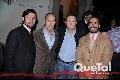 Andrés Allende, Juan Carlos Nieto, Federico García y Manuel González.