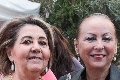 Lula Ortega y Rebeca Konishi.