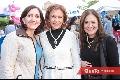 Mónica Alcalde, Gloria Estrada y Gladys de Castro.