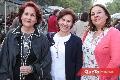 Licha Ortega de Carreras, Ani Rosell de Anaya y Silvia Esparza de Garza.