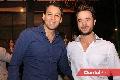 Tadeo Espinosa y Daniel Villarreal.