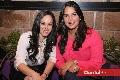 Silvia Ramón y Andrea Linares.