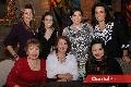 Bertha Alcalde, Laura, Laura de Cadena, Ale de Luna, María Elisa López, Esperanza de González y Carolina González.