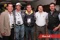 Joel Armendáriz, Patricio Torres, Javier Delgado, Jesús Navarro y Juan Gallegos.